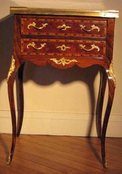 L 39 atelier des mara chers for Restauration de meuble ancien